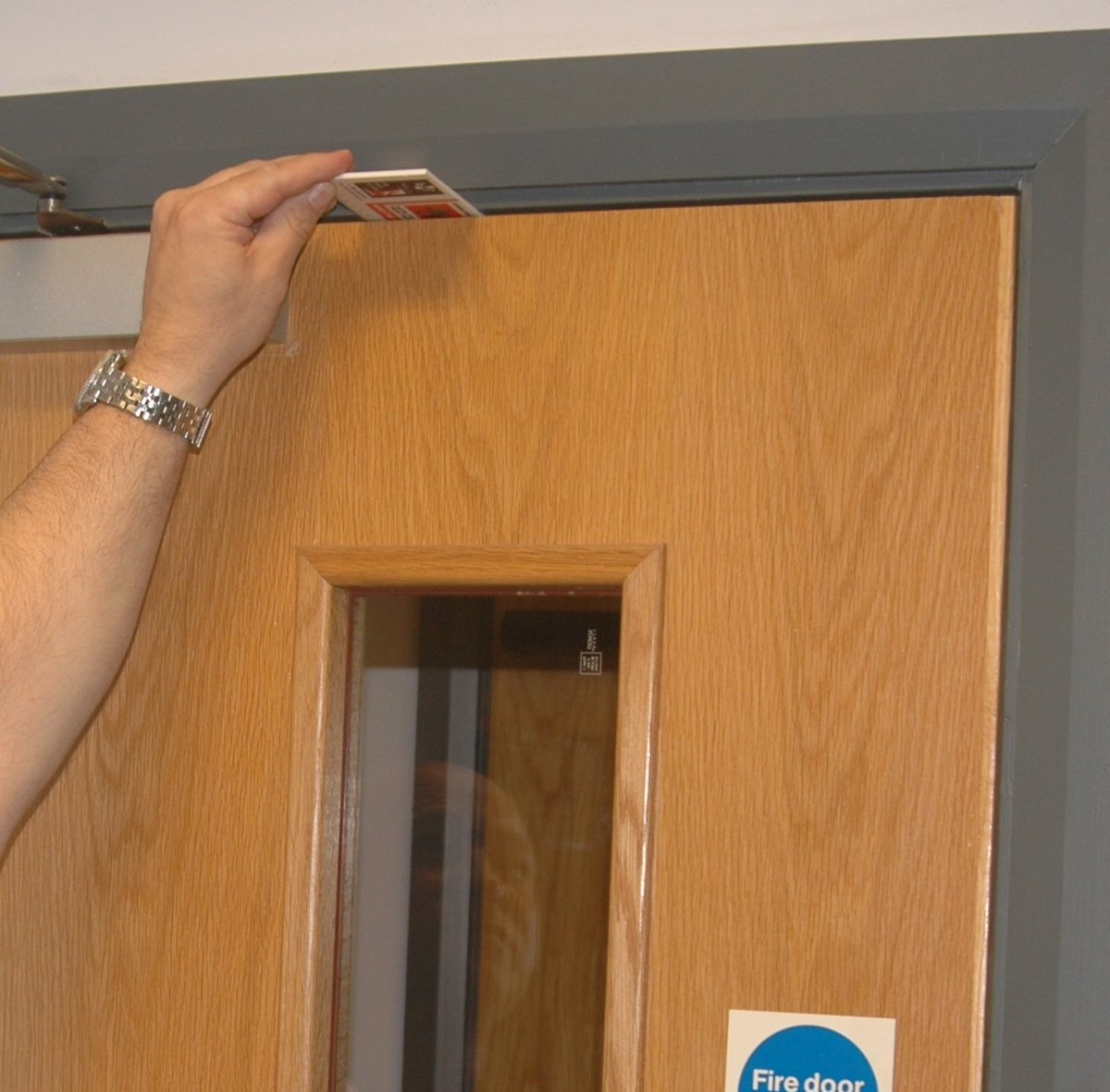 GEZE UK on Twitter  To show our support for #FireDoorSafetyWeek @GEZE_UK are giving out free door gap testers. Email info.uk@geze.com to get yours!u2026 ... & GEZE UK on Twitter: