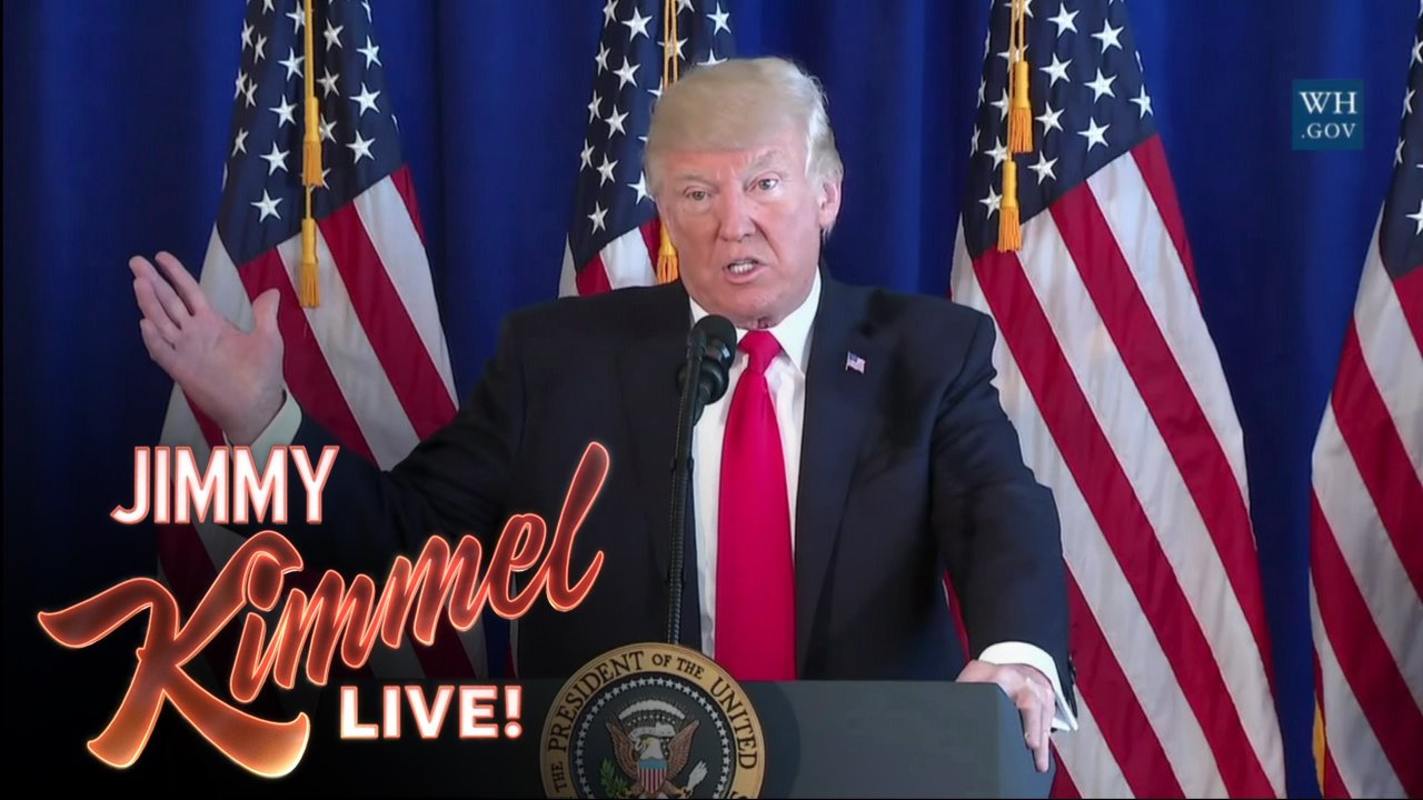 RT @jimmykimmel: The ONE thing @RealDonaldTrump decided to be quiet about was Nazis https://t.co/IhNRw4LQu5