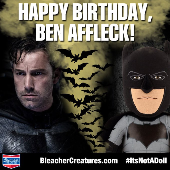 Happy Birthday to Beantown great, Ben Affleck.   Ben Affleck