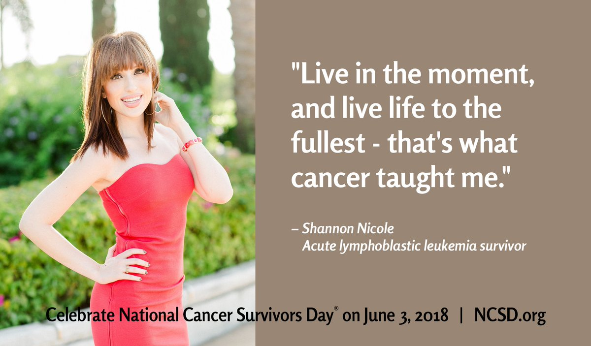 Let&#39;s hear what #cancer has taught you! #cancersurvivor <br>http://pic.twitter.com/vgQM8mkXET