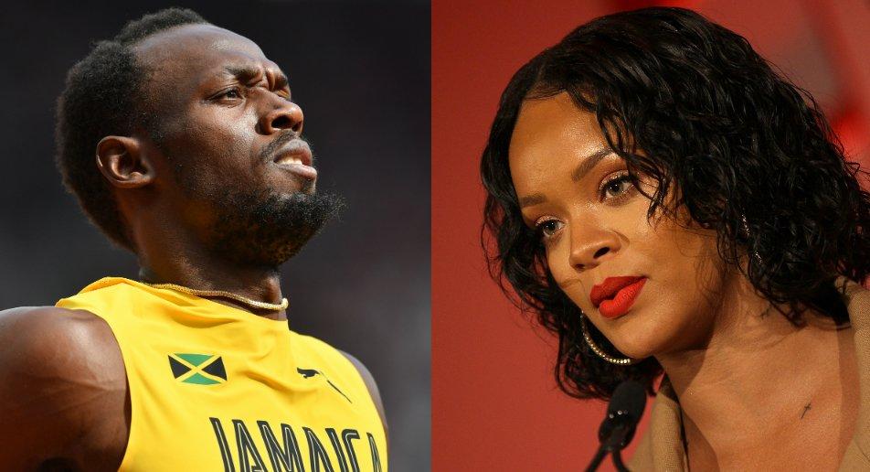 Comment #Rihanna a snobé et vexé Usain #Bolt en 2014 https://t.co/cRhk3gI6Hg