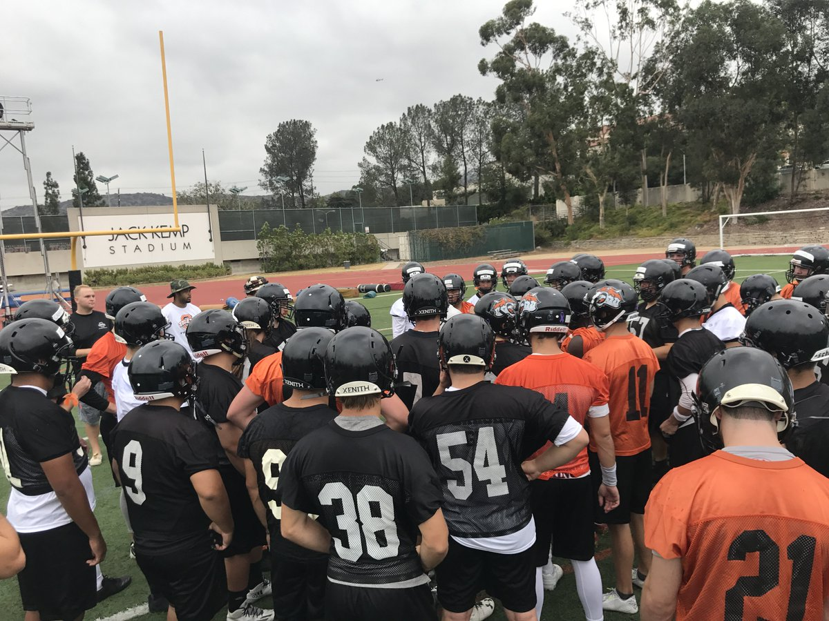 Oxy Football On Twitter Head Coach Rob Cushman Completes His 39th