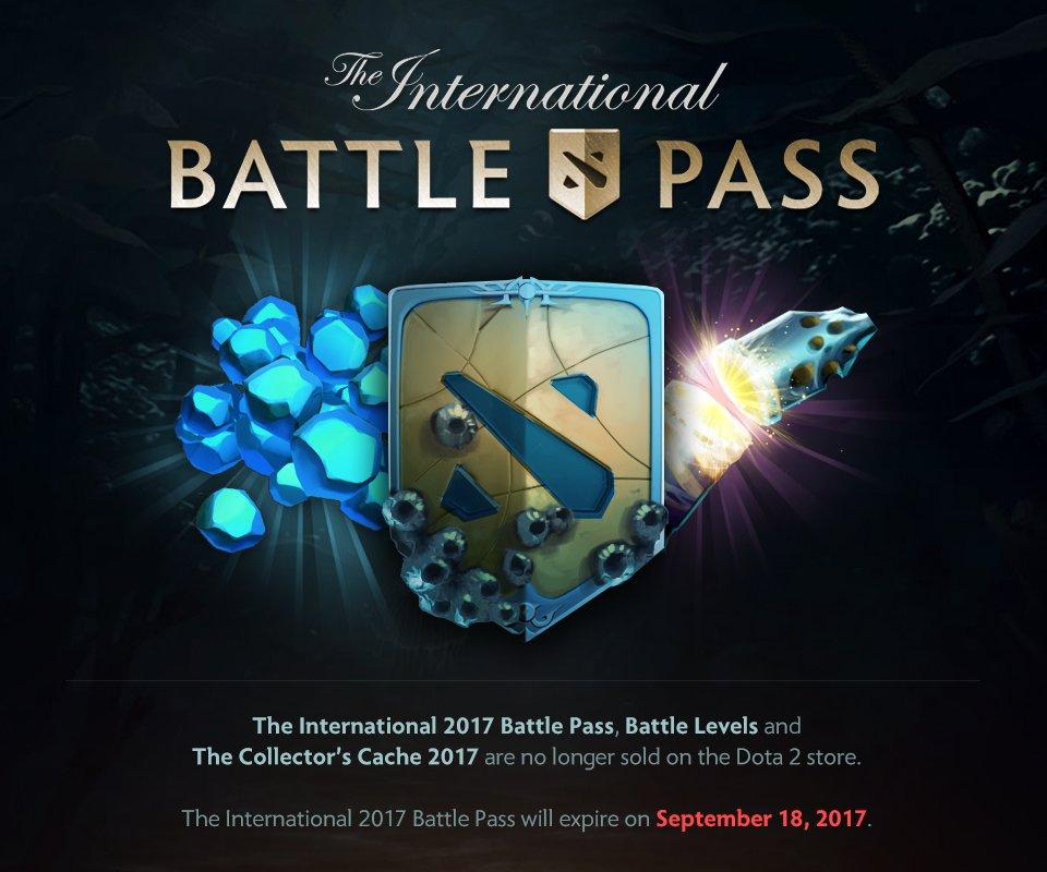The International 2017 Battle Pass, Batt...