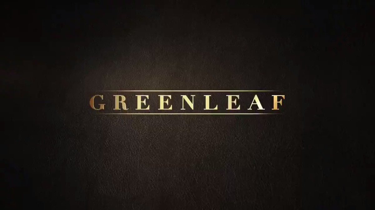 Back to Memphis we go! Two-night #GREENLEAF mid-season premiere starts TONIGHT on OWN at 10/9c. Watch with me! 🌿