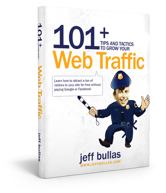 Image result for Images of Jeff Bullas book