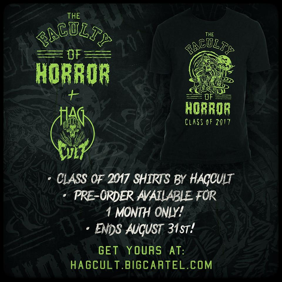 Faculty of Horror (@FacultyofHorror) | Twitter