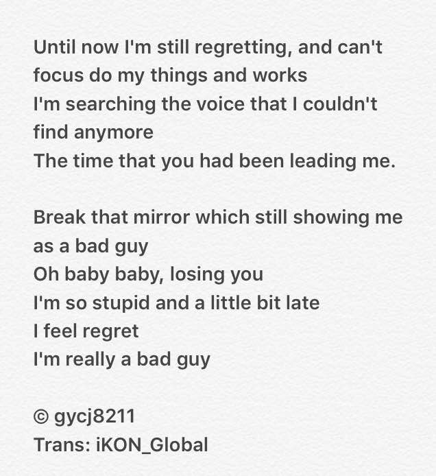 Ikon global on twitter trans ikon perfect lyrics 847 am 15 aug 2017 stopboris Image collections