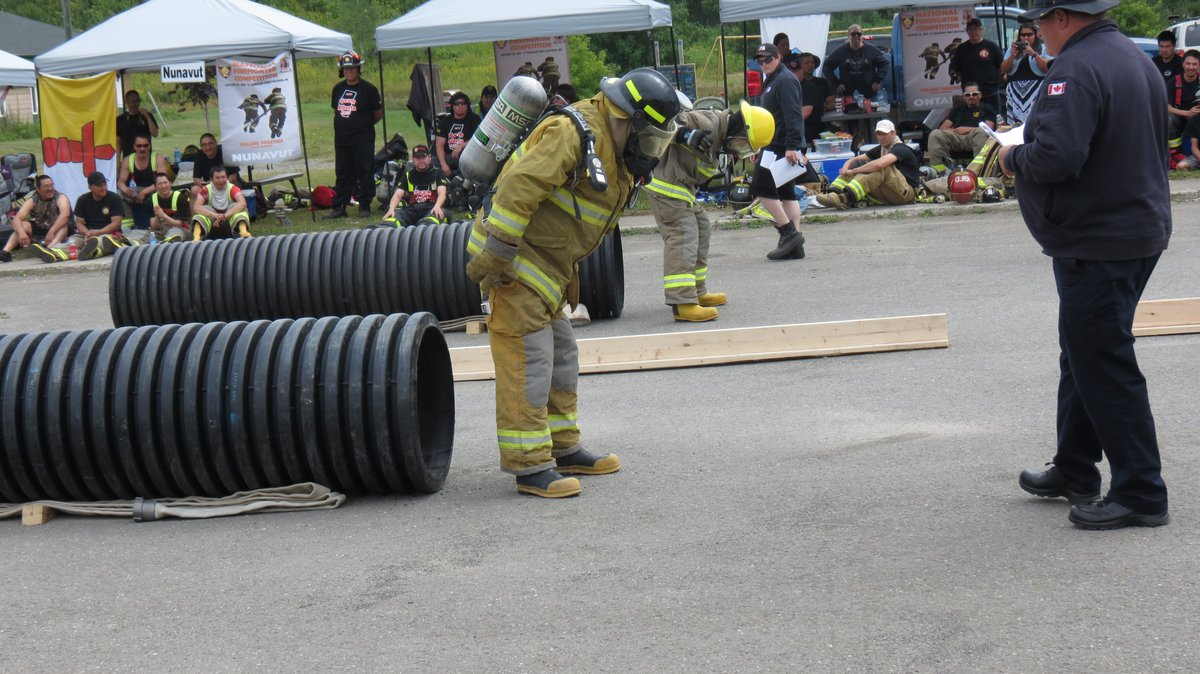Congratulations to all participants of the Nt&#39;l Aboriginal Firefighters Competition in #Tobique #FN, #NB! @AFAC_ACPI<br>http://pic.twitter.com/pgC0yIySdF
