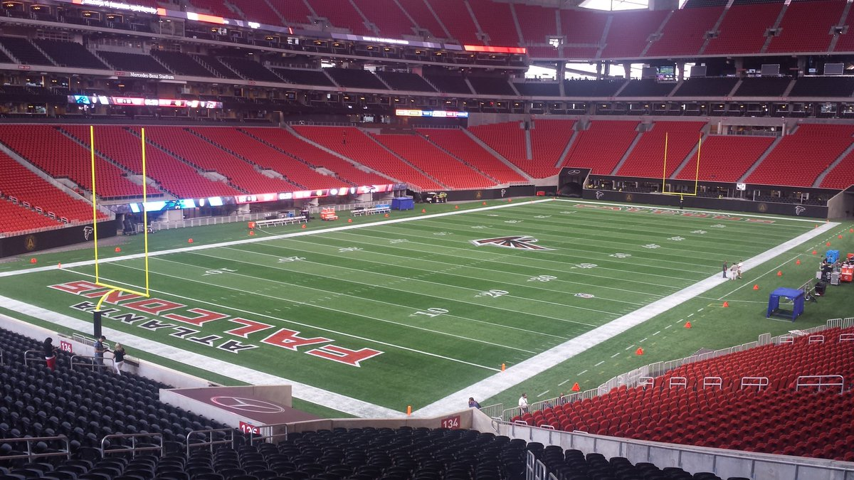 How Many Seats Are In The Mercedes Benz Stadium Atlanta