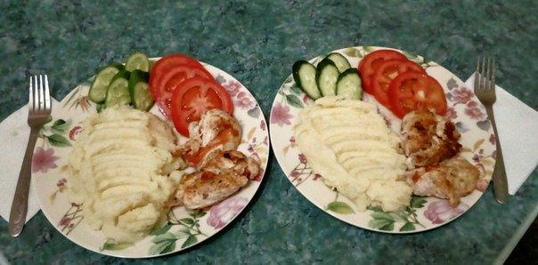 рецепты из курицы с фото простые