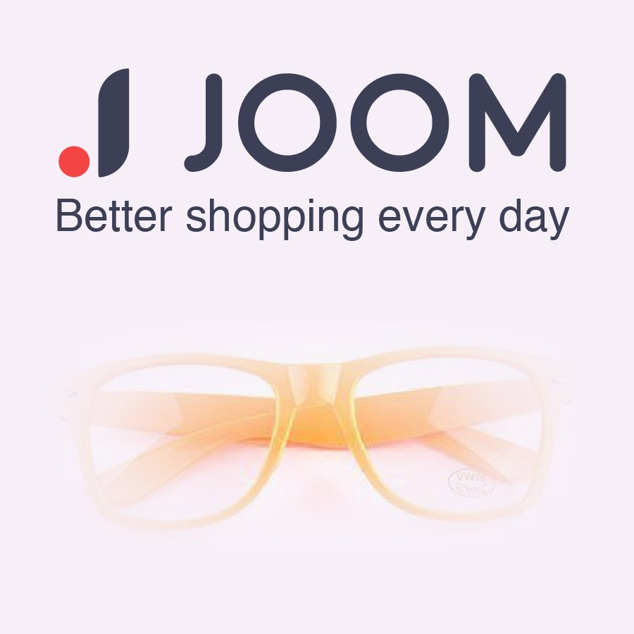 Is It shopping? It`s a bargain! Download Joom app now and get 10% discount on first order! https://t.co/hEEybvIrtX