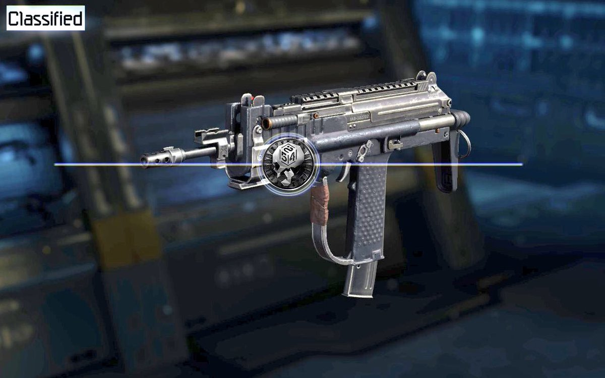 Ali A On Twitter Called It The Msmc From Bo2 Has Been Added As A