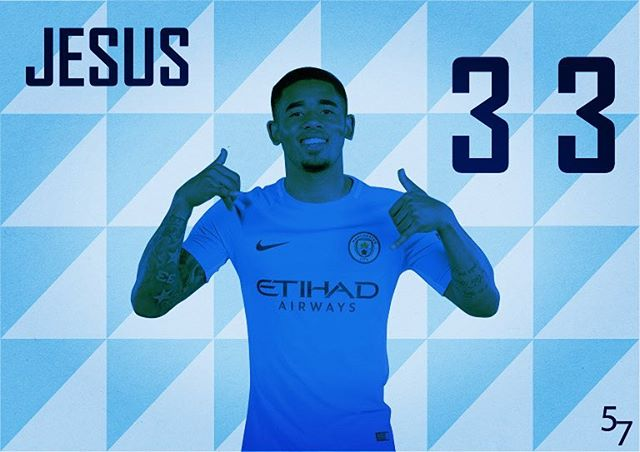 Reposting @s57productions: How excited are #ManchesterCity fans about #gabrieljesus -  #soccer #sport #manchester<br>http://pic.twitter.com/u2LSI9uY7i