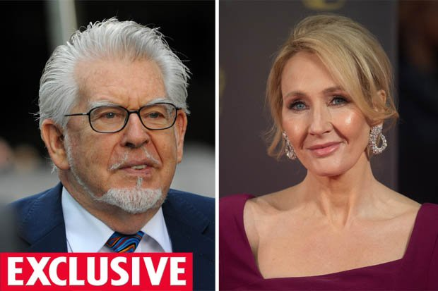 Disgraced Rolf Harris plots to reinvent himself and vows to become next JK Rowling https://t.co/UiK3B5lDv7