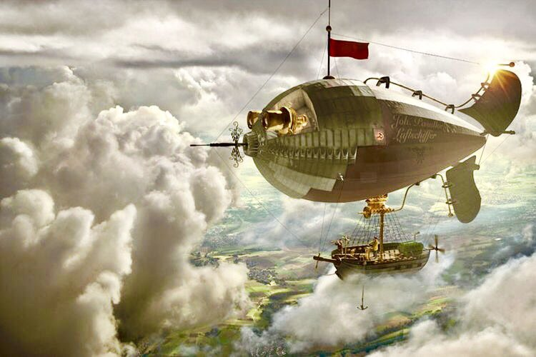 ❦Get creative with this adventure we call life. Have some fun! ~AS #imagination #adventure #enjoy #life #create #Art Uli Staiger Thx4urRT!<br>http://pic.twitter.com/oAJqLmSKKp