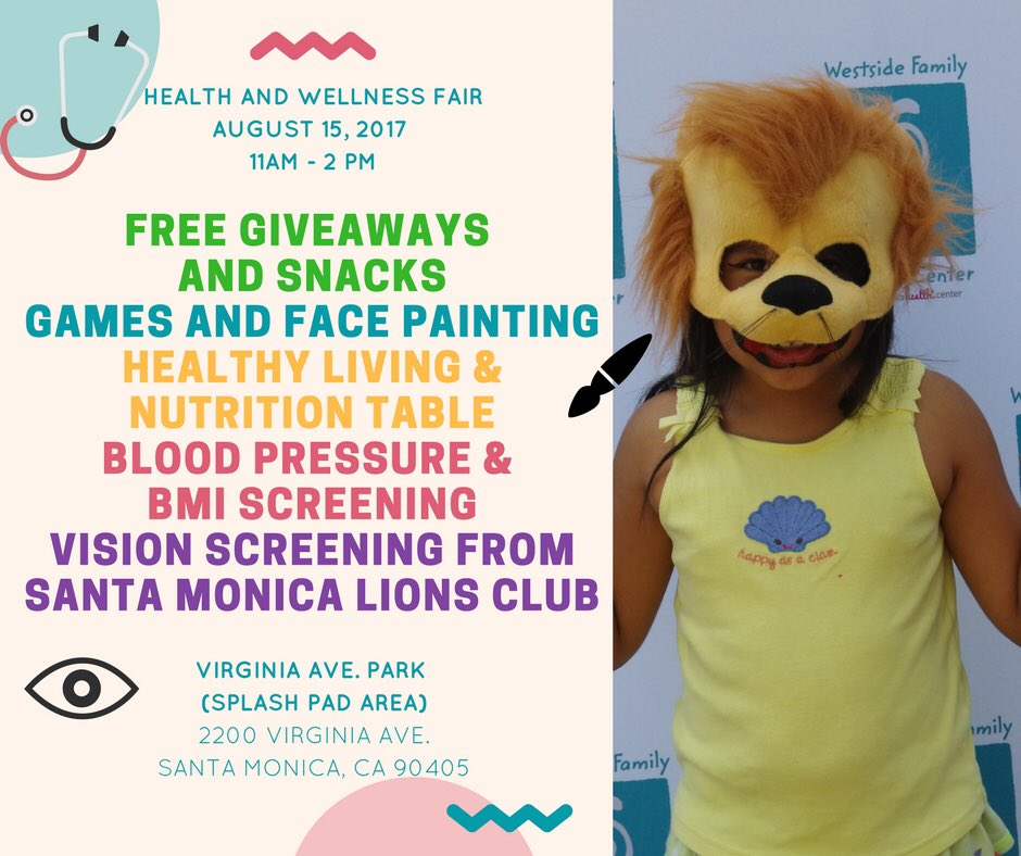BREAKING! #Happening Now! Head to Virginia Ave Park to the WFHC Health &amp; Wellness Fair. Games, Giveaways, Snacks &amp; Screenings. 11-2 #NHCW17<br>http://pic.twitter.com/W4NVVigF3E