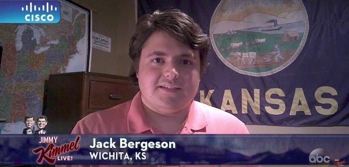 Kansas Teenager runs for Governor on Pro-Weed platform. Details: https://t.co/AOlgv6v0cL https://t.co/6ZgPTJEgi7