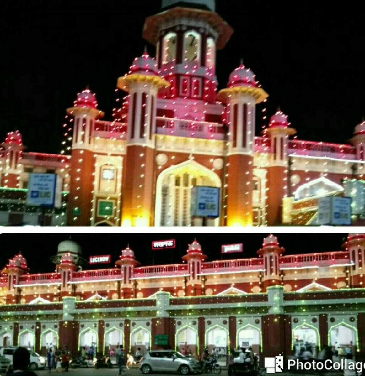 Beauty Of Independence Day #Lucknow <br>http://pic.twitter.com/b1yzvtan5s