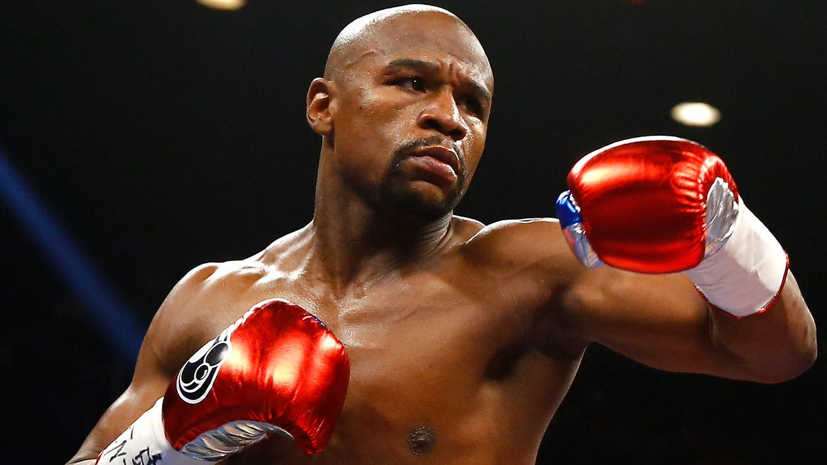 #rmclive Mayweather Mr Escape....We can&#39;t Stand It in Pure Boxing!! <br>http://pic.twitter.com/53BmaGof2z