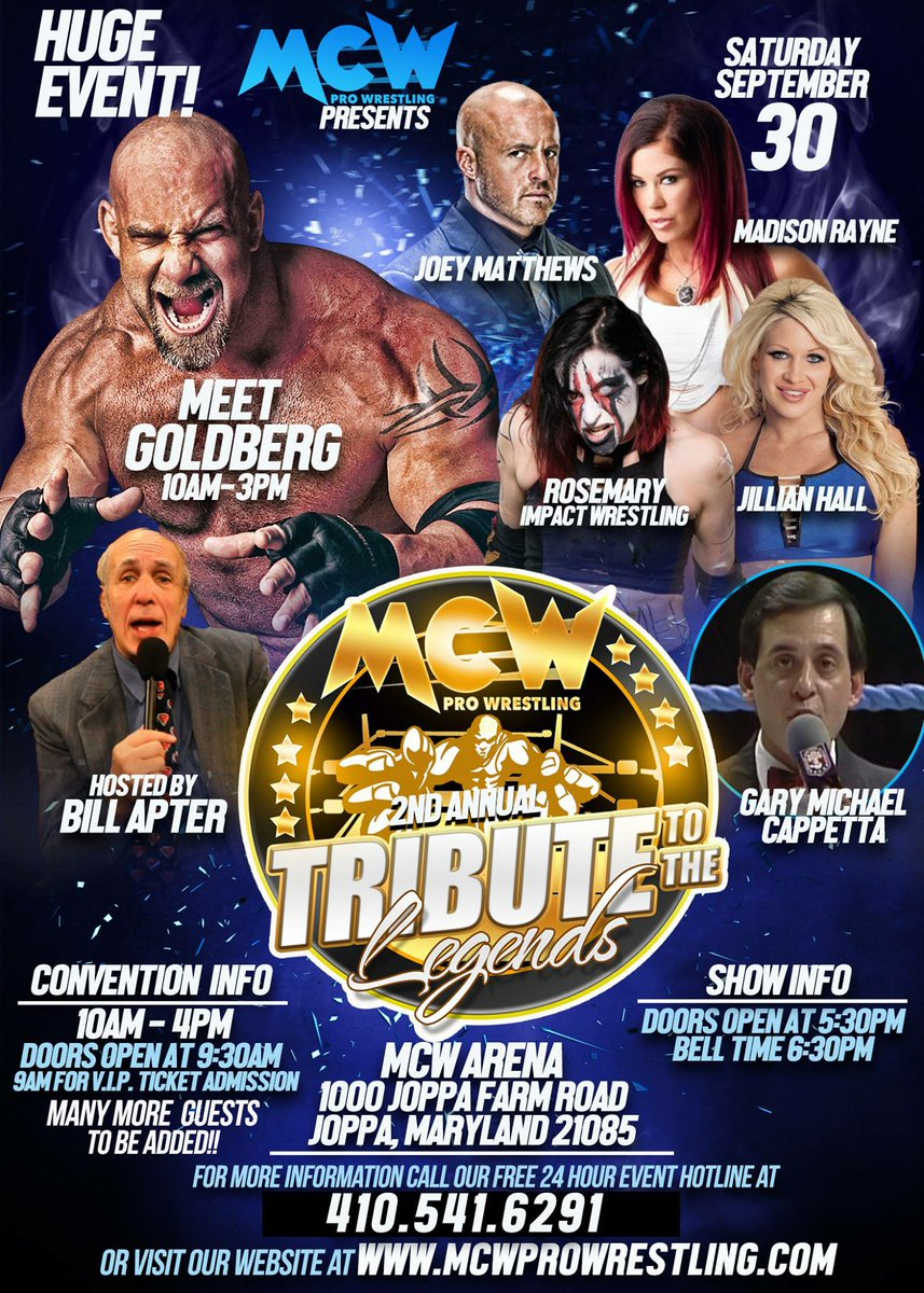 Make sure to 'Like' &amp; 'Follow' #MCW on #Facebook for your chance to win #FREE tickets to upcoming events! #SDLive    http:// bit.ly/29I9ut5  &nbsp;  <br>http://pic.twitter.com/t5PdWloINg
