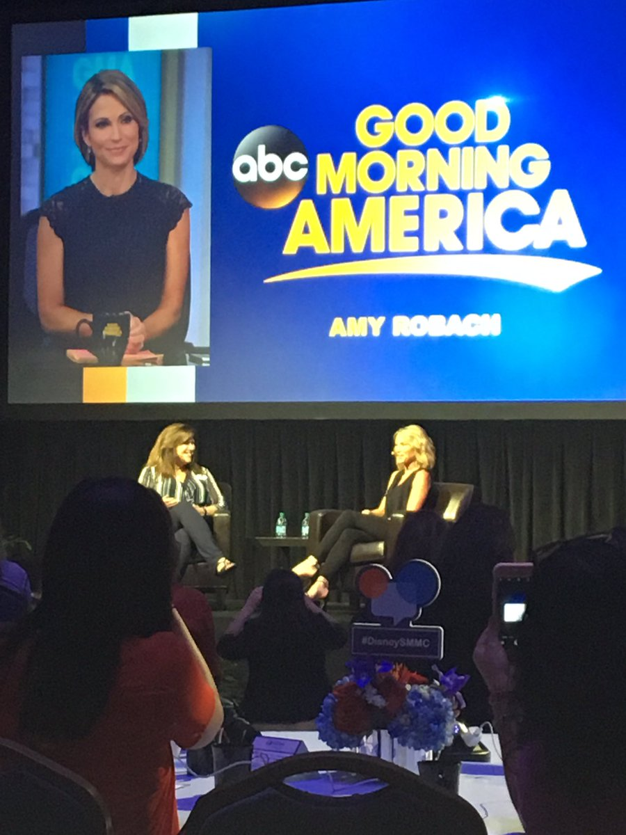 Major inspo from @arobach today at @DisneyMoms Social Media event! &quot;Cancer taught me how to live better!&quot; #cancersurvivor #disneysmmc<br>http://pic.twitter.com/9uyQmW2g8m &ndash; bij Disney California Adventure Park