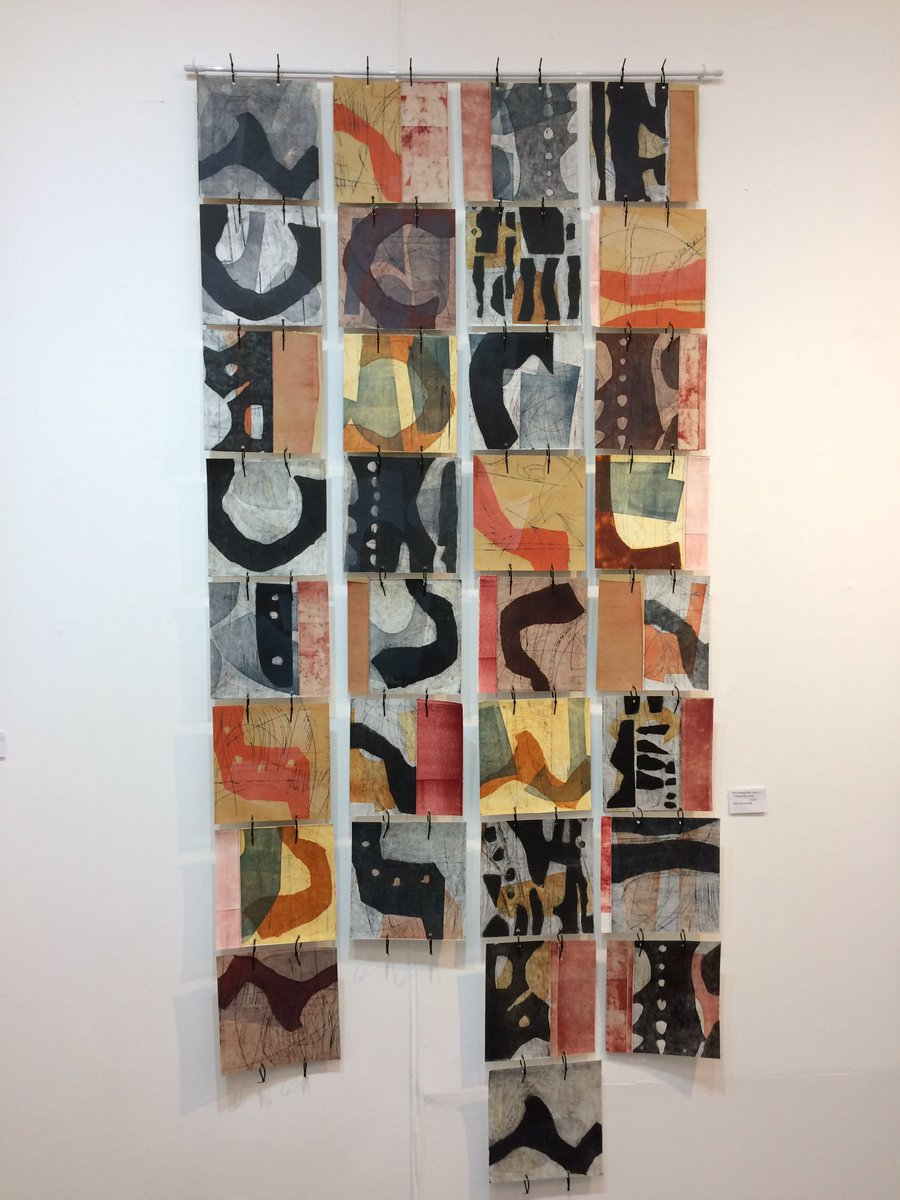 Lovely work by Cath Bloomfield at #44AD in #Bath this week <br>http://pic.twitter.com/HBx3hnoMTc