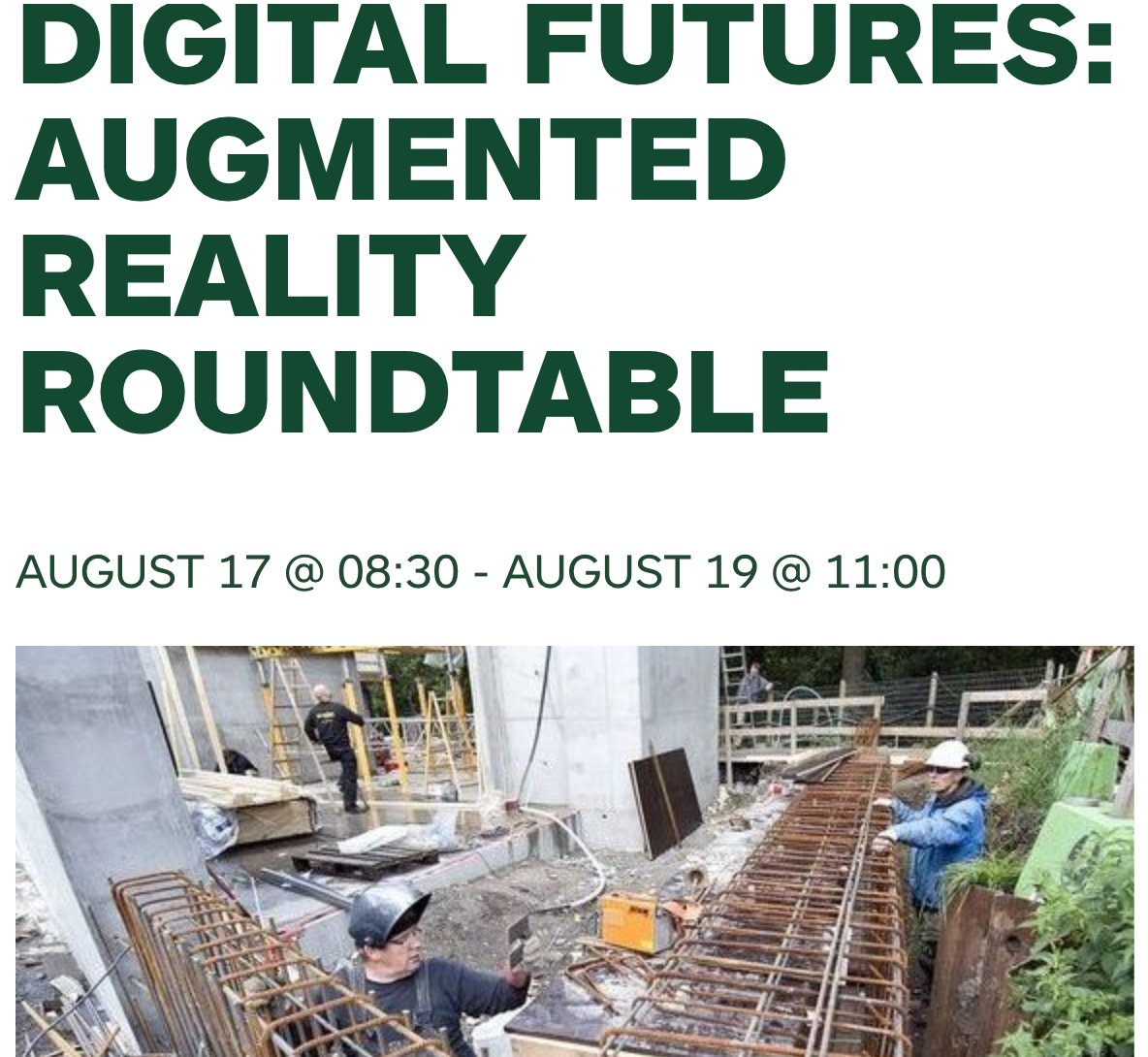 Very excited about tomorrow mornings roundtable in BLOXHUB. More info: https://t.co/L3MuP2ZRT1  #smartcities #digitalfutures #dkbyg #dkbiz