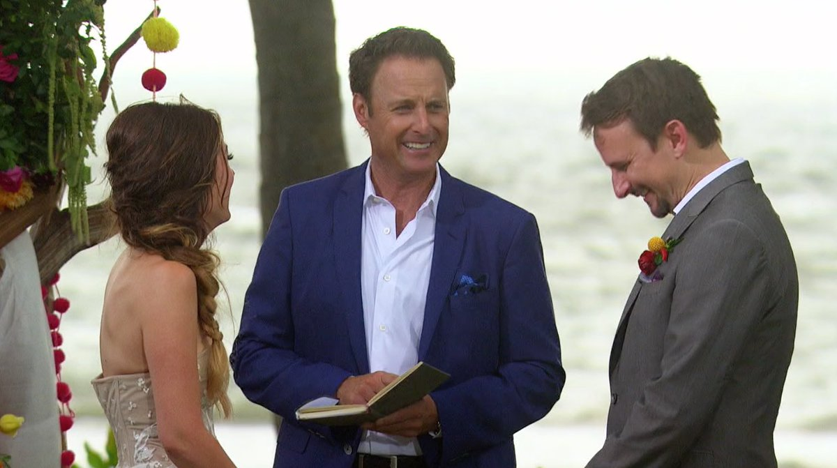 Carly And Evan Wedding.Bachelor In Paradise On Twitter The Wedding Of Evan And Carly