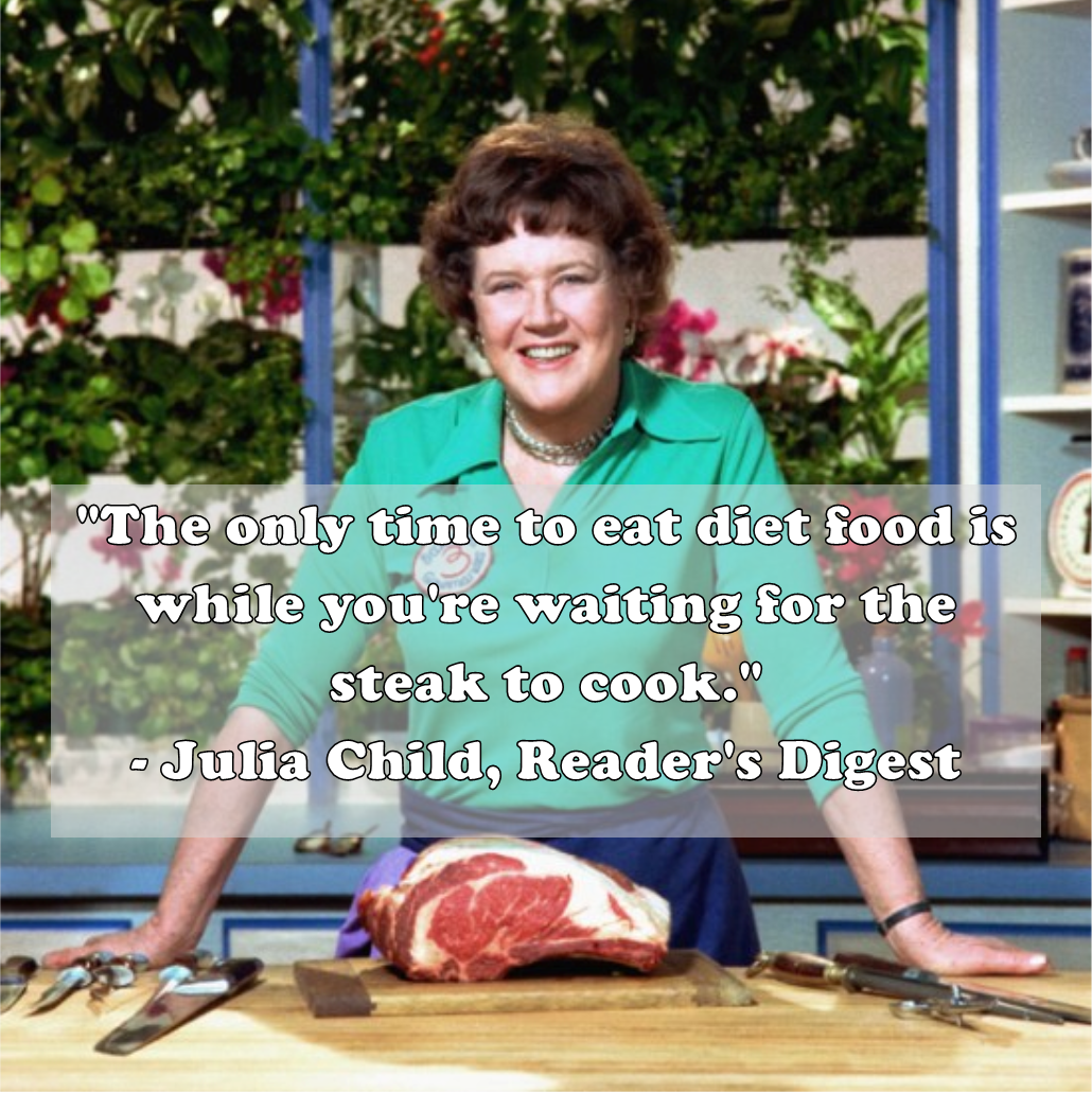 Enduring Wealth: Happy 102nd birthday to Julia Child #foodie #chef