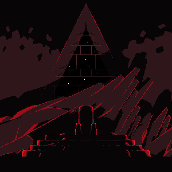 The Dragonstone #throne for #pixel_dailies  @Pixel_Dailies #GoT #gamedev #aseprite #indiedev #digitalart<br>http://pic.twitter.com/oFQqfreJ8M