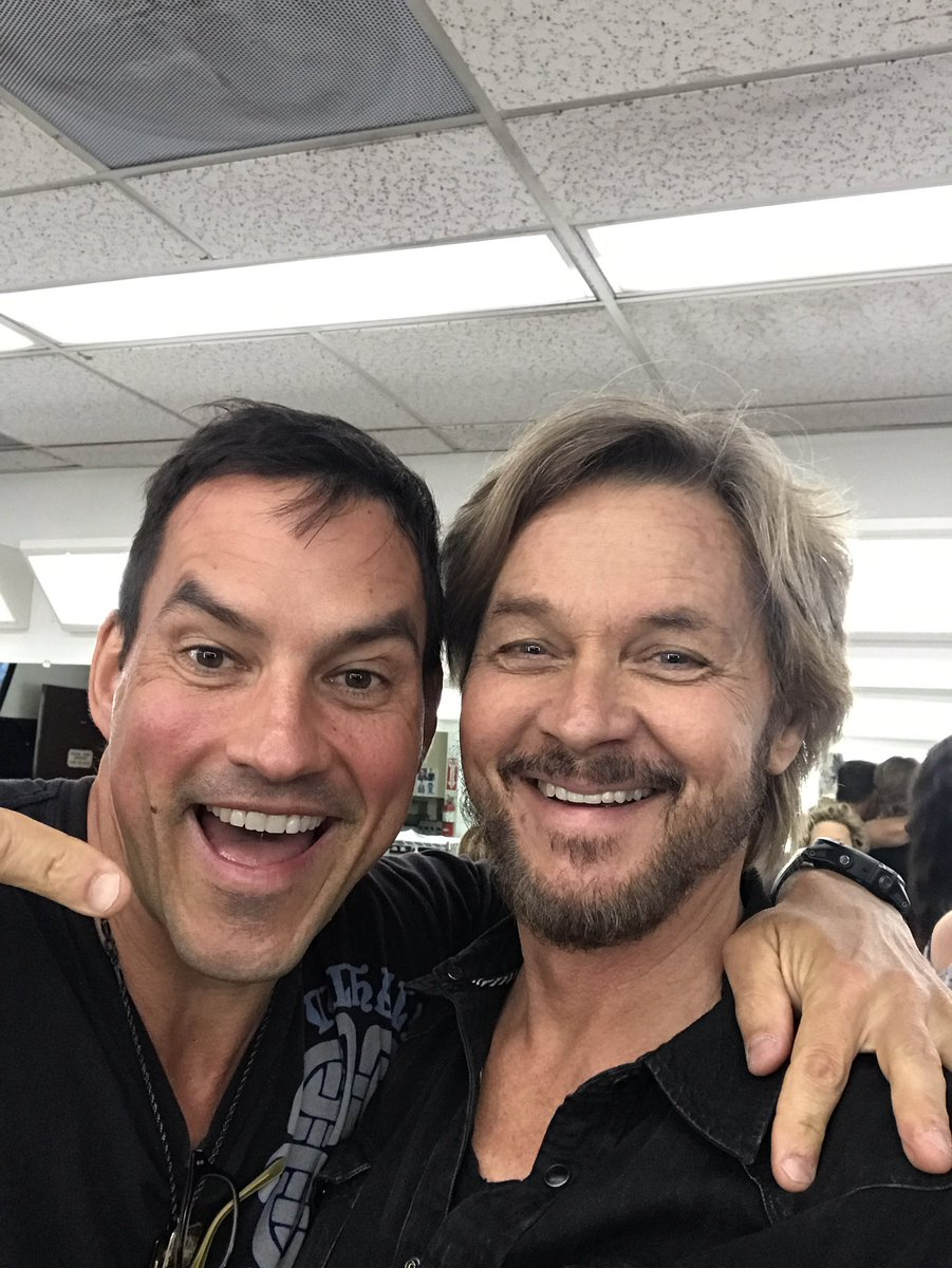 Stephen Nichols On Twitter Finally I See My Long Lost Son At Work Days Nbcdays Tyler2929 Generalhospital Ha We Ve Got Him