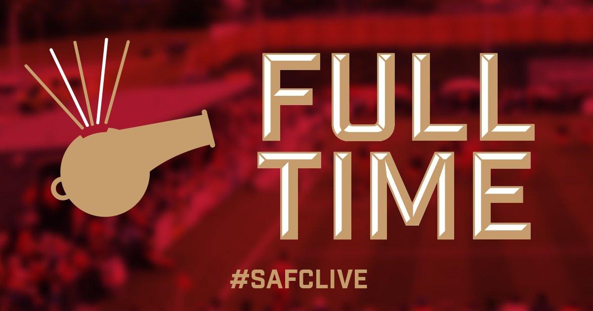 FULL-TIME: Boro win 2-1 away at @OssettTownAFC #safclive https://t.co/qVu7UPimye