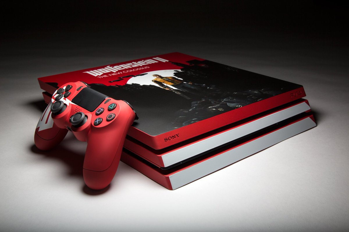 """ColorWare on Twitter: """"Check out the custom @wolfenstein"""