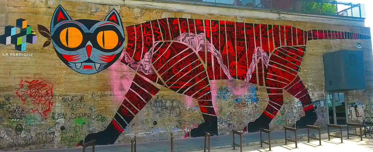 Memory from my last trip in #Nantes. What is your favourite place for #StreetArt and #graffiti in France ?<br>http://pic.twitter.com/WszRO0mx7R