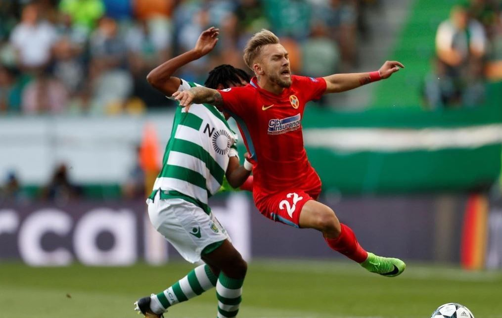 Video: Sporting CP vs FCSB