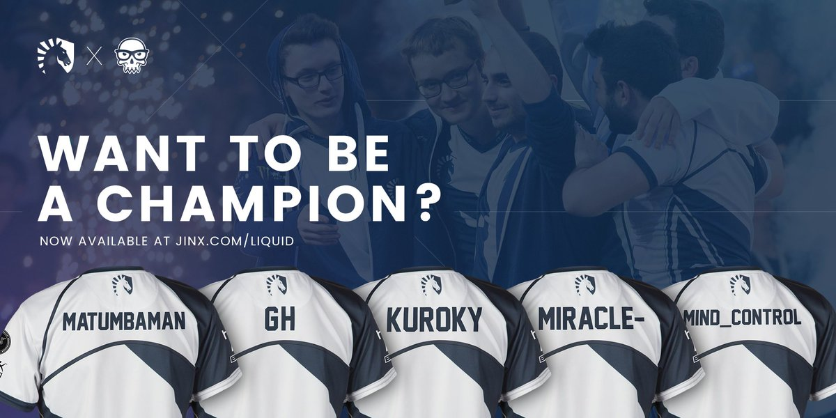 Want to own a #TLDOTA #TI7 championship...