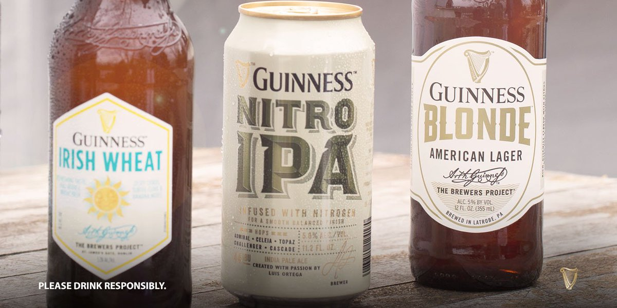 Summer is one tough choice after another, isn't it? #Guinness #WheatBeer #NitroIPA #Lager #BeerMe #Beertography #Beerstagram #IGbeer<br>http://pic.twitter.com/pL2uNJDQ0o