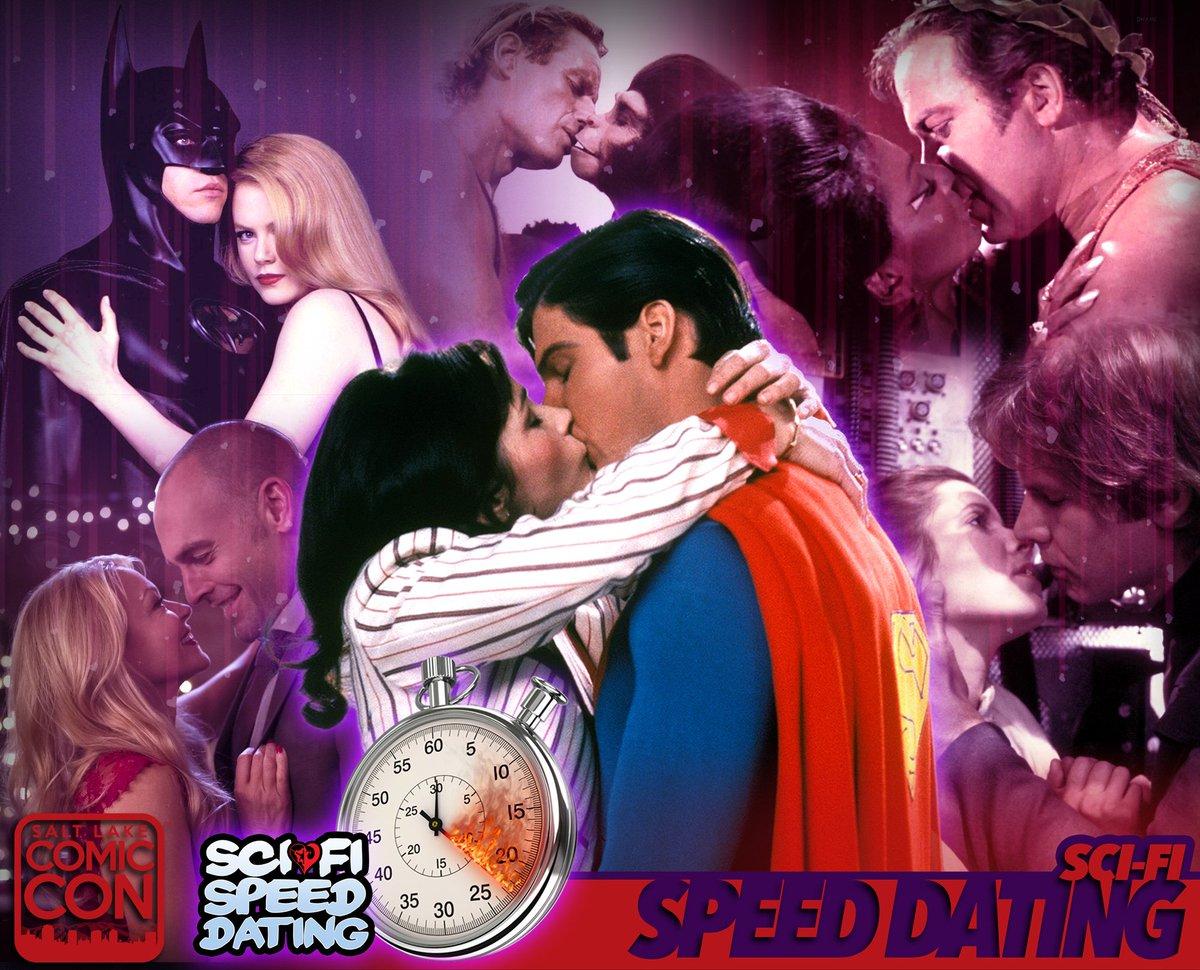 Slc comic con speed dating