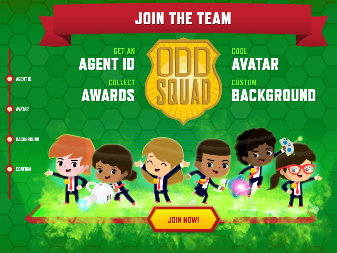 Odd Squad On Twitter You Agent Can Join The Oddsquadpbs