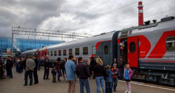 Расписание поездов волгоград москва