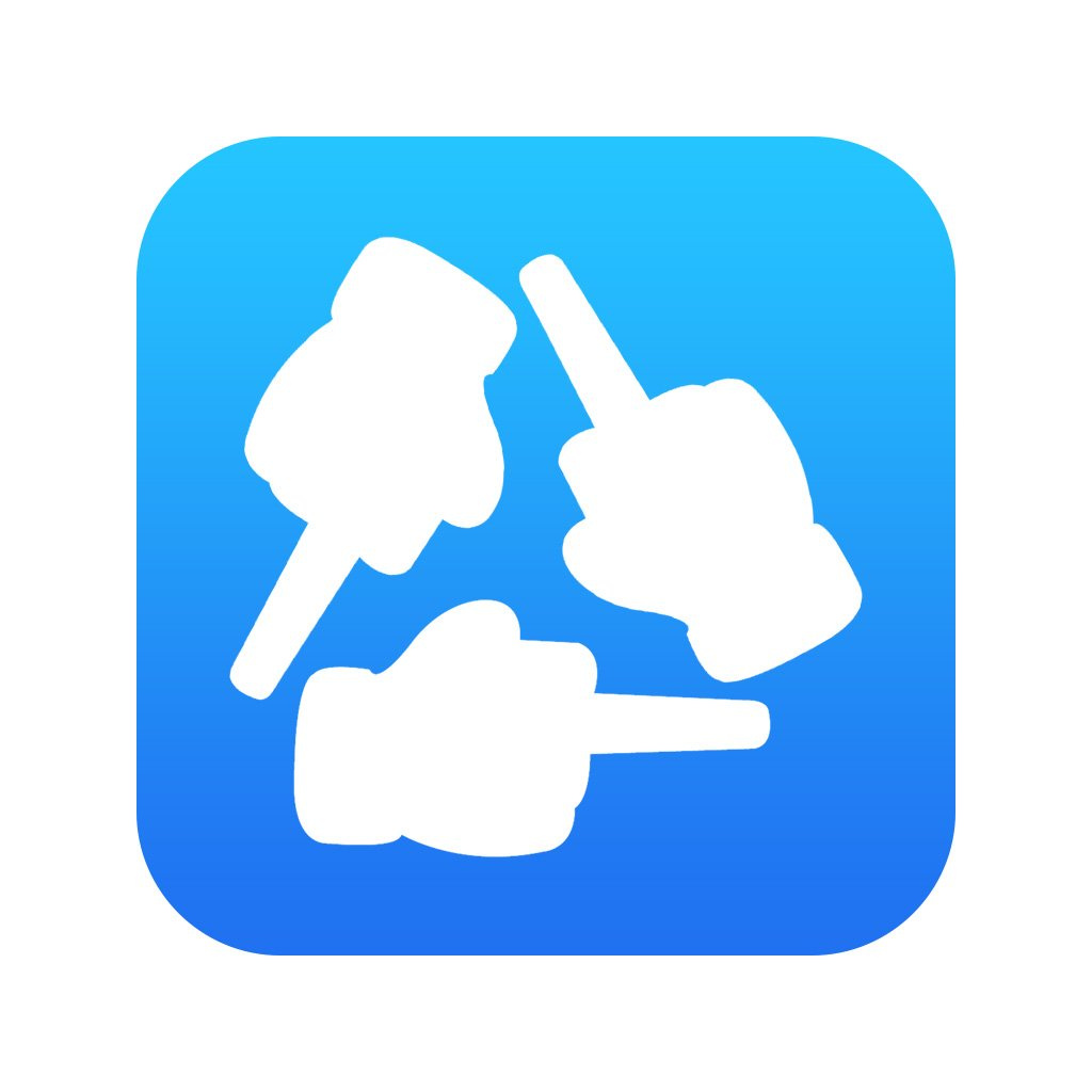 Here's an App Store icon for you, you ungrateful bastards…#iOS #OneMoreThing <br>http://pic.twitter.com/BkkefM5H1f
