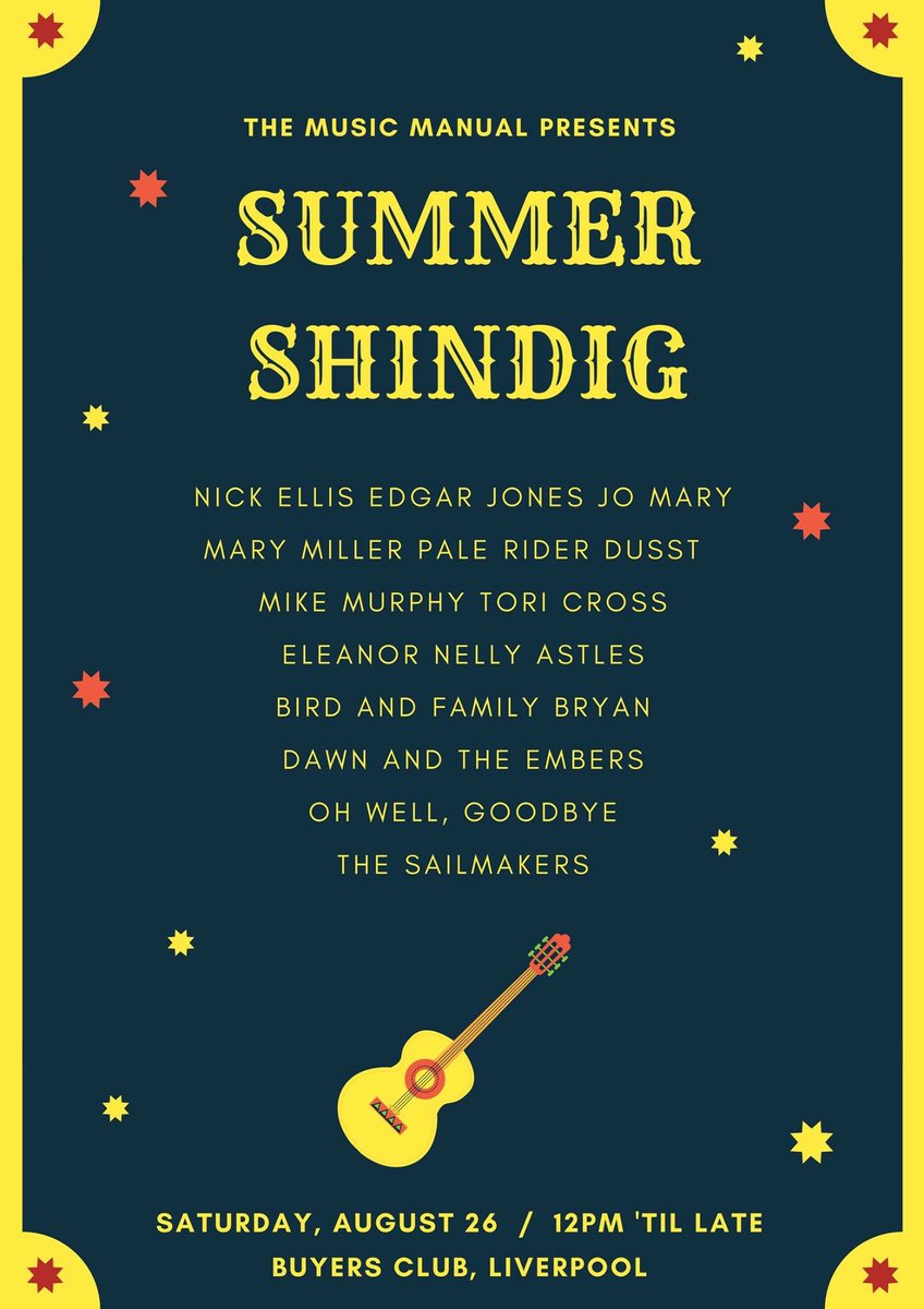 This is what&#39;s going down at @buyersclubbar on Aug 26, free #Liverpool #gigs <br>http://pic.twitter.com/dhiRs1jQAM