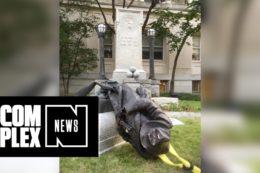 Protesters Rip Down #ConfederateStatues in North Carolina  http:// repostqueen.com/protesters-rip -down-confederate-statue-in-north-carolina/ &nbsp; …  #RepostQueen #NorthCaroline #confederate #Protesters<br>http://pic.twitter.com/Nnq2tkfXDj