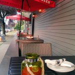 Looks like it's going to be another great night for dining outside at The Main on Main. 4210 Main St. #vancouverbc