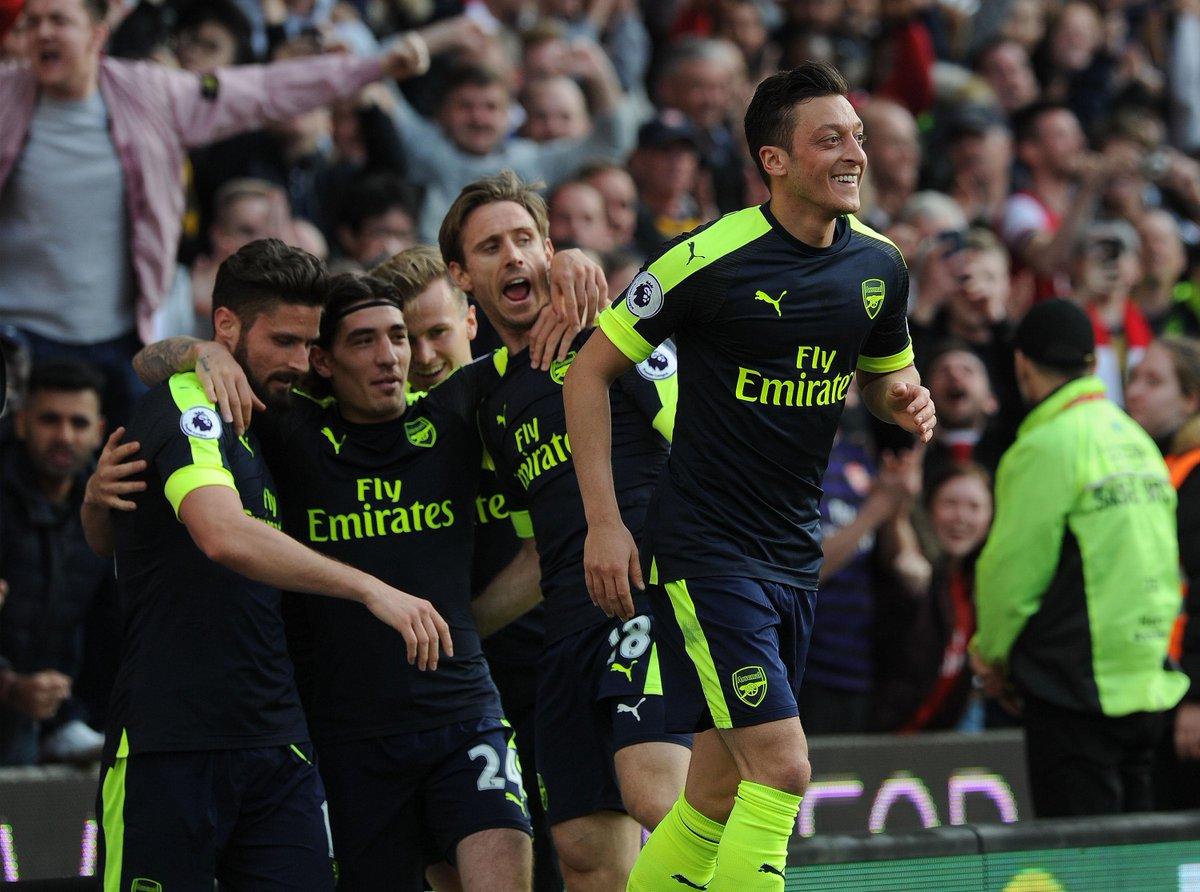 The Latest Arsenal News (Sky Sports)   SportSpyder