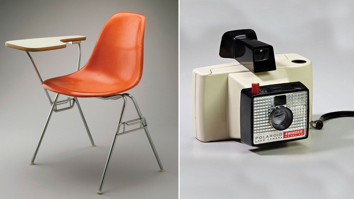 Exhibition at Stanford University features #Midcentury corporate design through 126 iconic objects  https:// buff.ly/2w1oy4i  &nbsp;  <br>http://pic.twitter.com/Bc2iup94UR