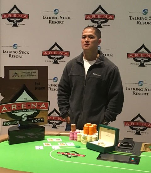 Arizona state poker championship updates lave linge geant casino arles
