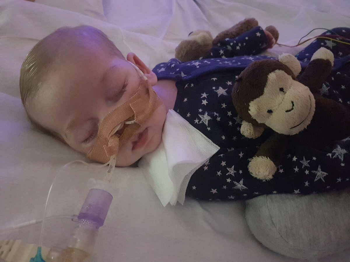 Charlie Gard's parents set up foundation with $1.7 million in donations. https://t.co/y4zCLESd6F