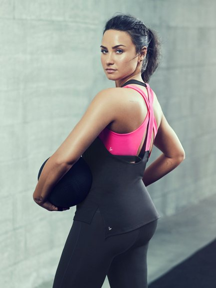 Hqs Demi Lovato Photographed By K Otto For Fabletics Lovatophotos Com Athree Pic Twitter Com Zldsynify