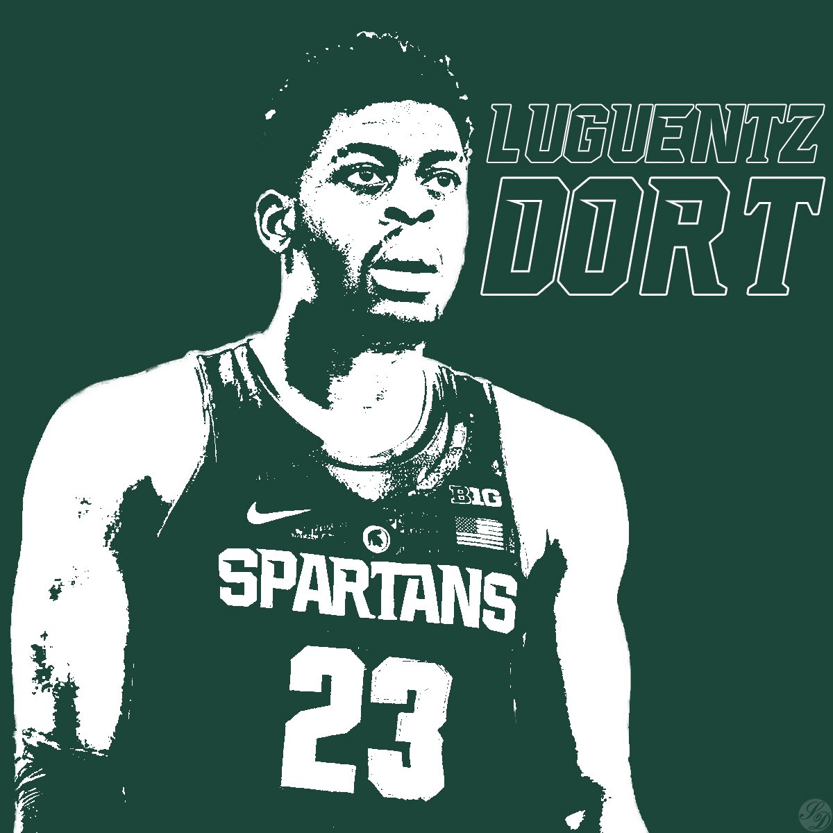 RT if you want to see 5 G @luguentz in Green and White next year  #GoGreen <br>http://pic.twitter.com/0tFrEaClfW